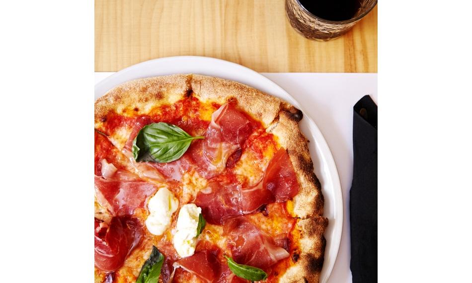 Pizza Jamon Iberico